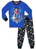 Disney - Pijama para Niños - Coco - Ajuste Ceñido - 8 - 9 Años