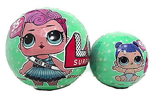 Bundle of Lets Be Friends! - Series 2 Wave 2 LOL Surprise Doll and Her Lil Sister
