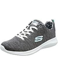 Skechers Ultra Flex-First Choice, Entrenadores para Mujer
