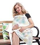 #9: Motherly Nursing Breastfeeding Cover Scarf Cloth- Breast Feeding shawl (Pattern-011)