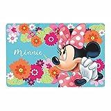 POS Handels GmbH Tisch-Unterlage Mouse | Minnie Mouse | Kinder Platz-Set-Deckchen | 28 x 41 cm