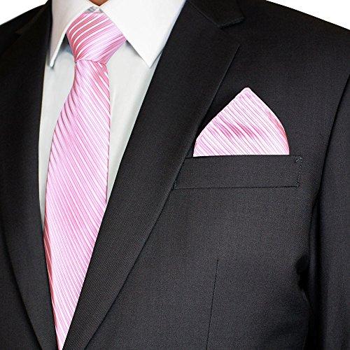 Soul-Cats® SET: modellazione cravatta a righe sciarpa