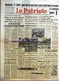 Telecharger Livres PATRIOTE LE No 2349 du 30 04 1952 DEMAIN 1ER MAI QUI SERA PARTOUT UNE JOURNEE D UNION ET D ACTION POUR DE MEILLEURS SALAIRES L ECHELLE MOBILE L INDEPENDANCE DES PEUPLES LA LIBERTE ET LA PAIX EN PROVINCE LE 1ER MAI DE FOURMIES LE 1ER MAI 1936 A PARIS 1ER MAI A MOSCOU DEBRAYAGE A LA MAS DE SAINT ETIENNE UNE JOURNEE PAS COMME LES AUTRES LES QUATRIEME ETAT SE LEVE LES 1ER MAIS HEROIQUES LES DECRETS LOIS PINAY SONT PARUS AU JOURNAL OFFICIEL VICTIMES DE LA GUERRE CHOMEURS ECON (PDF,EPUB,MOBI) gratuits en Francaise