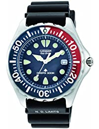 Citizen Eco-Drive Gents' Professional Diver Watch, Solar Powered