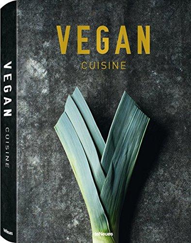 Vegan Cuisine: Vegane Küche, wie Sie sie noch nie gesehen haben. Ein umfassendes Kochbuch mit 800 Rezepten vom veganen Starkoch Jean-Christian Jury, 24,5 x 34 cm, 496 Seiten - Le Gourmet-küche