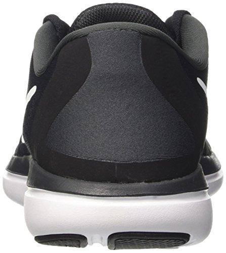 Nike Flex 2017 Rn, Scarpe da Corsa Uomo Multicolore (Black/White/Anthracite/Cool Grey)