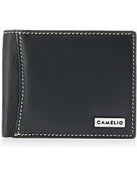 Camelio Black Men's Wallet (CAM-WL-0012)