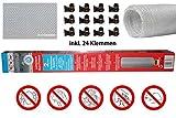 Feinheim® Duo-Protect Lichschachtabdeckung Kellerschachtabdeckung 2er-Pack NEU