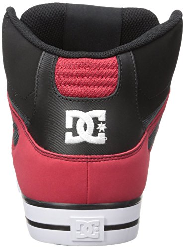 DC SPARTAN  WCXKKW Herren Hohe Sneakers Red/Grey/Black