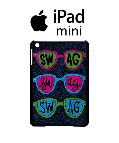 Swag Glasses Sun Funny Cool Tumblr iPad Mini 1 Tablet White (Mini-swag)