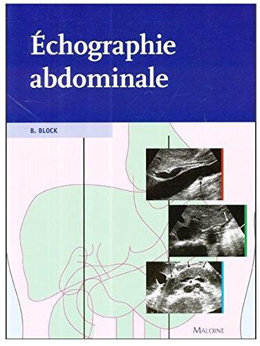 Échographie abdominale