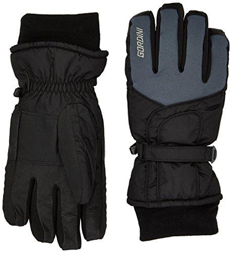 Aquabloc-handschuh (Gordini Herren Handschuhe Aquabloc VII Glove Men's Black/Dark Grey, XL)