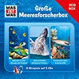 Was Ist Was 3-CD Hörspielbox Vol.5-Meeresbox -
