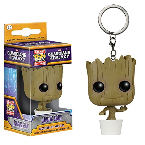 Guardians of the Galaxy Pop! Schlüsselanhänger Baby Groot