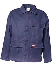Planam 1752064 soldador/calor chaqueta de trabajo 500 G/m² talla 64 en color