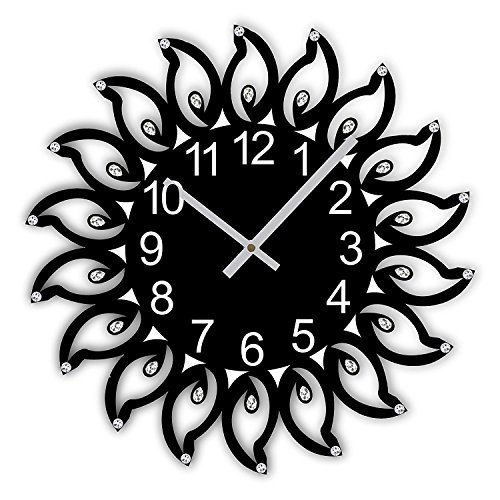CRAFT BKD Analog Wall Clock
