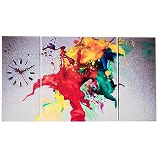 Group Asir LLC 228CLA3628 Clock, Decorativ Canvas Wall Art