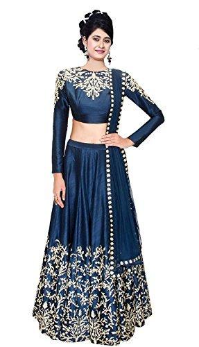 amoco-prachi-blueblue-colour-banglory-silk-embroidered-semi-stitched-lehenga-choli