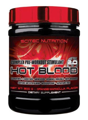 Hot blood 3.0 - 300 g arancia/ frutto della passione