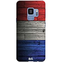 DailyObjects Designer Printed Slim Hard Polycarbonate Mobile Back Case Cover for Samsung Galaxy S9 (Ultra Protective/Anti Shock)
