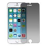 kwmobile Privacy Panzerglas Displayschutz matt und entspiegelnd für Apple iPhone 6 / 6S / 7 (Kleiner ALS Das Display, da Dieses gewölbt ist) - Schutzglas Schutzfolie Displayschutzfolie