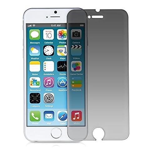 kwmobile Protection écran en Verre Trempé Apple iPhone 6 /