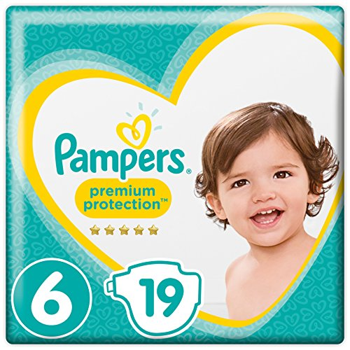 Pampers Premium Protection Gr.6 Extra Large 15+kg Tragepack
