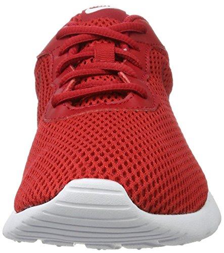 Nike Tanjun Br Gs, Chaussures de Tennis Mixte Enfant Rouge (Univ Red/gym Red/white)