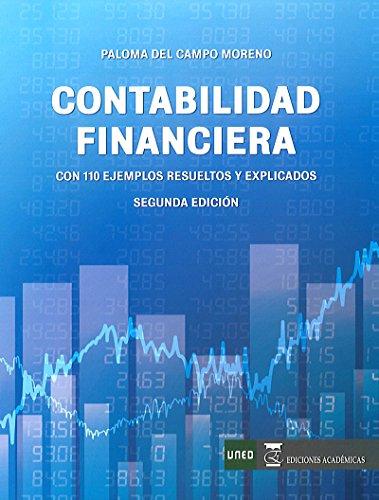 Contabilidad financiera. por Paloma Del Campo Moreno