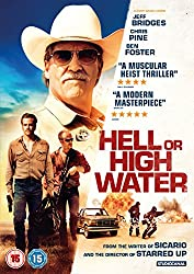 Hell or High Water [DVD] [2016]