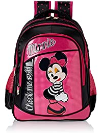 Minnie Pink Children's Backpack (Age Group :6-8 yrs)