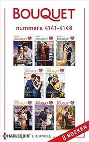 Bouquet e-bundel nummers 4141 - 4148