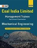 Coal India Ltd. 2019-20: Management Trainee - Mechanical Engineering