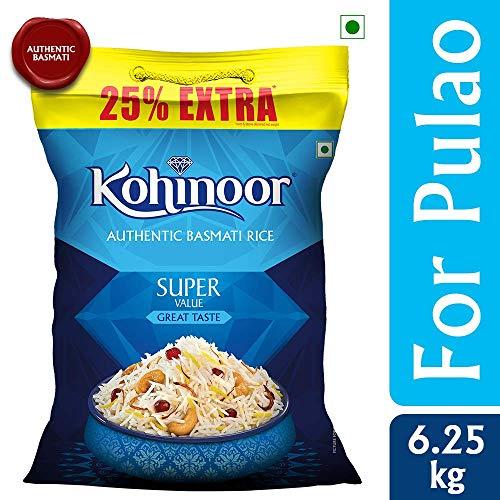 3. Kohinoor Super Value Basmati Rice