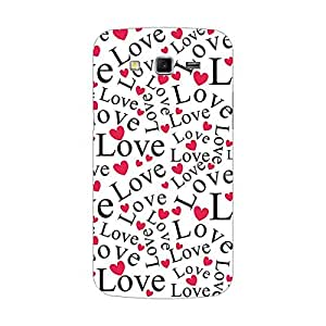 Samsung Grand 2 Cover - Hard plastic luxury designer case for Grand 2-For Girls and Boys-Latest stylish design with full case print-Perfect custom fit case for your awesome device-protect your investment-Best lifetime print Guarantee-Giftroom 456