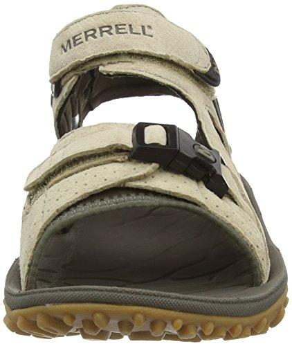 Merrell Kahuna Iii, Sandales de sport Homme Beige (J31011_Classic Taupe)