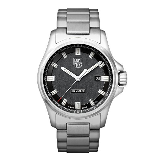 Luminox Dress Field Herren-Armbanduhr Analog Quarz Edelstahl - XL.1832