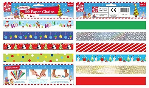 Price comparison product image MAKE YOUR OWN CHRISTMAS PAPERCHAINS - XPAC