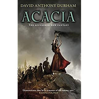 Acacia (The War with the Mein Book 1)