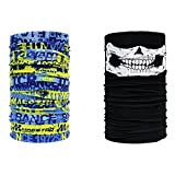 #10: Combo of Noise Maestro and Jaw Multifunctional Headwrap/Bandana