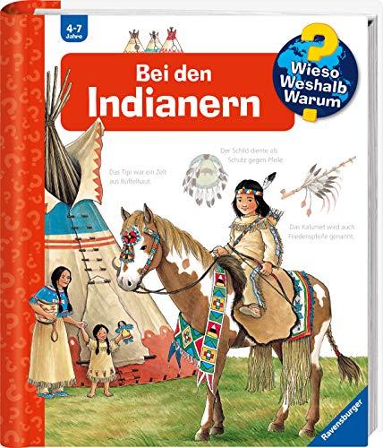 Bei den Indianern (Wieso? Weshalb? Warum?, Band 18) - Kanada Entdecken