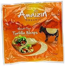 Org Amaizin Wraps 240 g