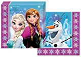 Ciao Procos 86757-Serviettes Papier Disney La Reine des neiges Northern Lights...