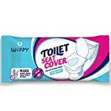 #4: Wippy Toilet Seat Cover Pack of 25