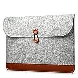 Qutool 11-15 Zoll Apple PRO/Air/Retina/macbook Notebook & Laptop Hülle / Schutzhülle / Taschen, Hüllen & Skins für Tablets / Tasche aus feinstem Filz / 11