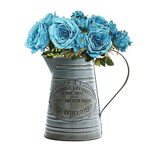 Starter Home Gardening Eisen Blume Bewässerung Dekoration Vintage Blumengarten ...