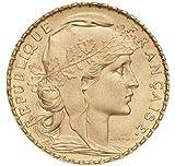 GOLDMARKET Napoléon Or 20 Francs (Coq & Marianne)