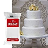 Renshaw Ready to Roll Coloured - 250g, White