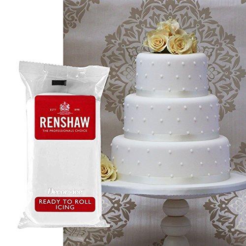 Renshaw Fondant Pro Blanco