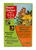 BAYER Universel Pelouse sans mauvaises herbes Loredo Quattro de Bayer CROPSCIENCE DTL - 250ml
